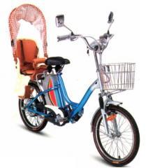 Велосипеды электрические Allegator YHE-4