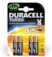 Батарейки Duracell Turbo (оригинал), батарейки в
