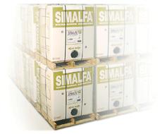 Водно-дисперсионный клей SIMALFA 321