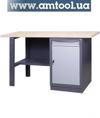 Pedestal Workbench AM21MD (width: 1200 mm)