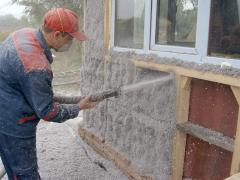 Теплоизоляция из базальтового супертонкого волокна MagmaWool™ (1-2 Мк) для влажной пневматической укладки.