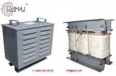 The transformer the lowering TSZI 1,6; TSZI 2,5;
