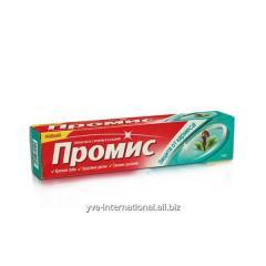 Зубная паста Промис Защита от кариеса 125г+20г