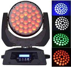 LED Голова New Light NL-1002C LED ZOOM MOVING HEAD