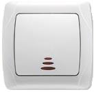 Выключатель с подсветкой VIKO