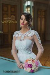 Платье свадебное, модель 15-012