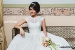 Платье свадебное, модель 15-014