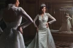 Платье свадебное, модель 15-017