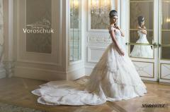 Платье свадебное, модель 15-019