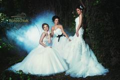 Платье свадебное, модель 15-021