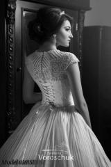 Платье свадебное, модель 15-028