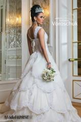 Платье свадебное, модель 15-029