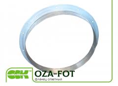 Фланец ответный осевой OZA-FOT
