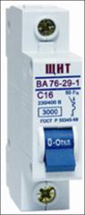 Выключатель автоматический ВА 76-29 1п 5А (Акция)