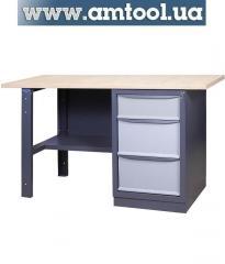 AM21S2B workbench (width of 1200 mm)