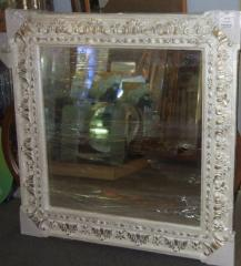 Carved frames for mirrors