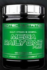 Mega Daily One Plus Scitec Nutrition 60 caps.