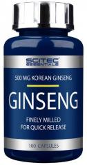 Ginseng Scitec Essentials 100 caps. (ginseng)