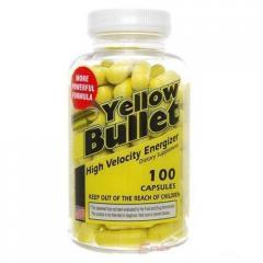 Yellow Bullet Delta Health 100 капсул (желтая пуля