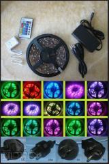 Tape light-emitting diode for illumination
