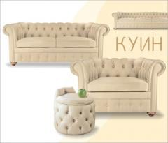 Collection of sofas for the house and office from