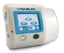 VAK device V. A. C. Device of vacuum therapy