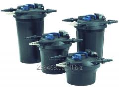 Напорный фильтр для пруда с уф-лампой Filtoclear