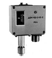 Pressure sensor relay