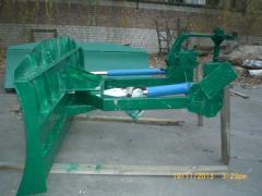Отвалы для грунта и уборки снега на тракторах 3.0