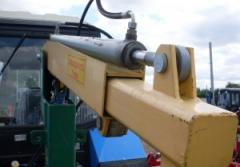 Стрела грузовая, навесная на трактор типа МТЗ