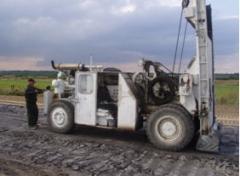 Partidoras de hormigón hidráulicas