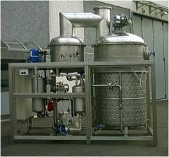 Оборудование для очистки воды, стоков и
