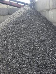 Уголь ГСШ 0-13мм