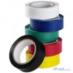 Insulating tape of PVC of 10 m