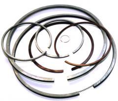 Pístní kroužky pro motory lokomotiv...