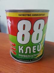 Клей 88 універсальний 0,65 кг банку