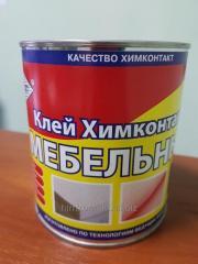 Клей для поролона Химконтакт-Мебельный