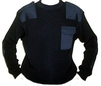 Sweater for setspodrazdeleniye, sweaters for law