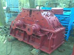 Дробилка молотковая двухроторная СМД-114