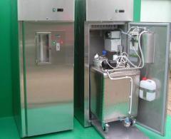 Молочные автоматы, молочный автомат