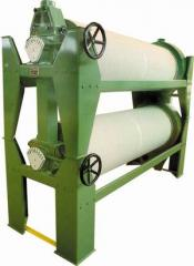 The grain-cleaning machine for purification...