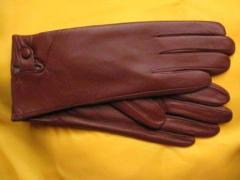 Перчатки из натуральной кожи - купить в Саратове с