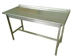 Furniture from stainless steel to order