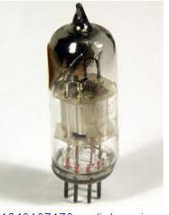 Лампы электронные, радиолампы и трубки