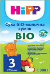 BIO-DAIRY mixes HiPP 3 BIO, Mixes, baby food