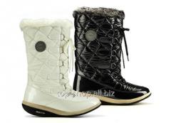 Вокмакс Зимние сапоги на шнурках