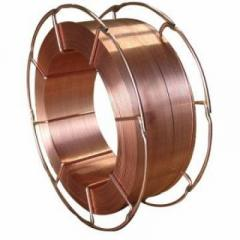 Polygraphic wire (copper-coated)