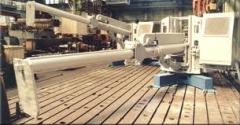 Машина скачивания шлака МСШ-1М