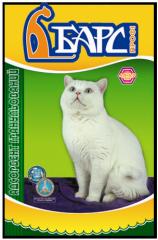 Наполнитель для кошачьих туалетов Барс Профи без