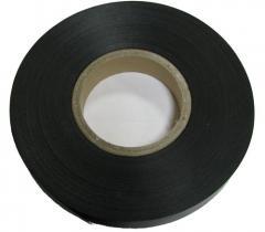 Сатин черный премиум 50х183 м